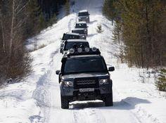 Экспедиция Land Rover «Открывая Россию». Часть восьмая: Сахалин | ПРЕМИЯ СОБЫТИЕ ГОДА
