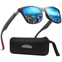75c84729e2 Perfectmiaoxuan Gafas de sol polarizadas Hombre Mujere Lujo Retro/Aire  libre Deportes Golf Ciclismo Pesca