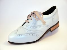 Linda soft blue leather extended opening with extra cushioning under the met heads