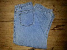 Eddie Bauer Women's Denim Capri Pants Size 6 Mint Condition.$6.50. http://www.ebay.com/itm/Eddie-Bauer-Women-s-Denim-Capri-Pants-Size-6-Mint-Condition-/271535481732