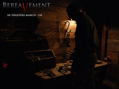 Watch Streaming HD Bereavement, starring Michael Biehn, Alexandra Daddario, Brett Rickaby, Nolan Gerard Funk. The horrific account of 6 year old Martin Bristol, abducted from his backyard swing and forced to witness the brutal crimes of a deranged madman. #Crime #Horror #Thriller http://play.theatrr.com/play.php?movie=1100051