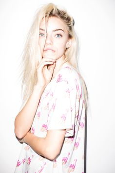 (FC:Pyper America) hey I'm Pyper. I'm 17 and single. I have a slight addiction to drugs. I love to get in fights and make trouble. Intro?