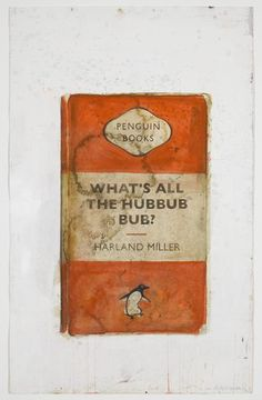 The story behind… Penguin on aCanvas. Interview with artist Harland Miller