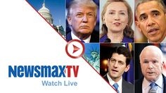 Newsmax TV - Live