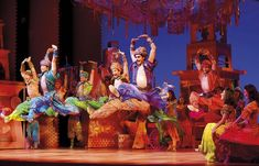 Book your tickets here to see Disney's spectacular musical Aladdin - everything you could wish for when it comes to theatre for kids.  Breathtaking sets, mind-blowing special effects, over 350 lavish costumes and a fabulous cast and orchestra bring the magic of Disney's Aladdin to life on the Prince Edward Theatre stage.