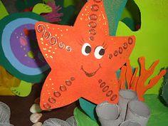 Estrela do mar - EVA