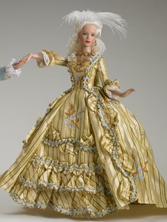 Versailles | Tonner Doll Company:This looks french… Let them eat cake!