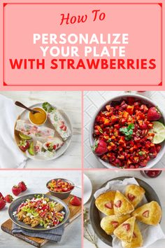 Nutritious meals can embrace favorite foods, including traditional recipes found in every culture as well as indulgent foods that may be created at the spur of the moment. These tips can help you to enjoy your favorite dishes while keeping nutrition in mind! #californiastrawberries #nutritiontips #healthyeating #balancedmeals #nutritionmonth #strawberryrecipes #cookingathome #bakingathome #blogpost #registereddietitian #rdtips Healthy Strawberry Recipes, National Nutrition Month, Balanced Meals, Registered Dietitian, Nutrition Tips, Nutritious Meals, Healthy Eating, Favorite Recipes, Culture