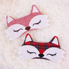 ★ Masque de nuit fox
