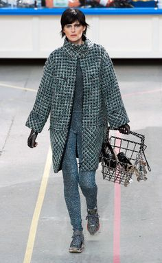 Chanel - Fall/Winter 2014-2015 Paris Fashion Week