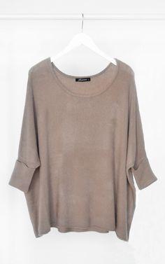 Mocha sweater  #swoonboutique