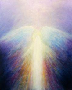 Ángel de Transformación   Arte: Laura Aeon