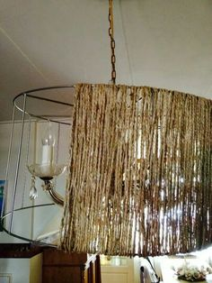 Action Easy Diy Crafts, Home Crafts, Bamboo Light, Driftwood Lamp, Suspension Design, Diy Chandelier, Minimal Decor, New Home Designs, Deco Table