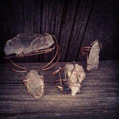 Handmade Quartz Jewelry