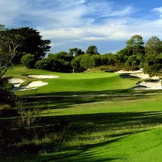 Royal Melbourne, Australia List your favorite course www.golfersjewels.com