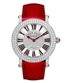 Franck Muller :: Infinity Ronde collection