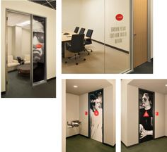 SEGD Member Kate Keating Associates' Netflix Corporate headquarters project. #SEGD