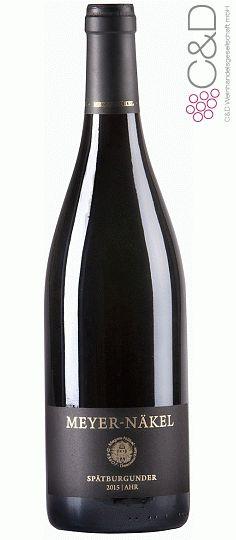 Folgen Sie diesem Link für mehr Details über den Wein: http://www.c-und-d.de/Ahr/Spaetburgunder-trocken-2015-Weingut-Meyer-Naekel_73959.html?utm_source=73959&utm_medium=Link&utm_campaign=Pinterest&actid=453&refid=43   #wine #redwine #wein #rotwein #ahr #deutschland #73959