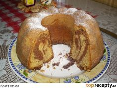 Bábovka margot která se vždy povede. Bunt Cakes, Food Hacks, French Toast, Sweet Treats, Food And Drink, Yummy Food, Bread, Breakfast, Recipes