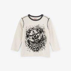 cc7a71bcdb2 Pumpkin Pie Kids · Boys Clothing · Hatley Tee - Grizzly Roar