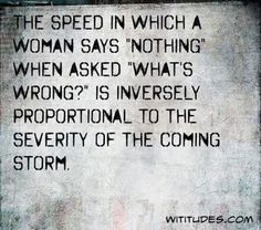 Funny Quotes On Storms | Tags: funny quotes , jokes , women's humor