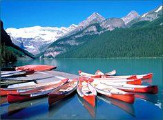 Lake Louise - Banf, Canada
