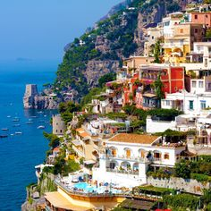 Among the many treasures of this much-loved part of Italy is Positano, the Amalfi Coast's most visited (and most photographed) spot. Description from standardbank.co.za. I searched for this on bing.com/images
