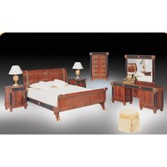 Perfect Alexander Bed 3001BED. H1Alexander Bed 3001BED_h1pThis Magnificent  Alexander Bed 3001BED Is The Centerpiece Of The