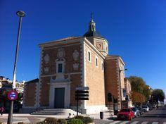 Publicamos  La iglesia de la Virgen de las Angustias. #historia #turismo  http://www.rutasconhistoria.es/loc/iglesia-de-la-virgen-de-las-angustias