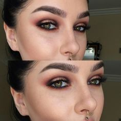 """""""Spamming you guys, not sorry about it tbh. Here's more stuff about my look. Brows: Anastasia @anastasiabeverlyhills Dip Brow in """"Medium Brown"""" and set…"""""""