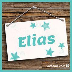 Dir gefällt der Vorname Elias? Finde heraus, wo der beliebte Jungenname herkommt, was er bedeutet, wann sein Namenstag ist und vieles mehr. Alle Infos zum Namen Elias auf Vorname.com entdecken!