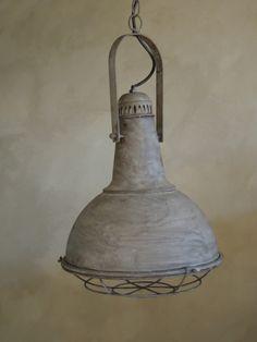 Industriele lamp / industrielamp