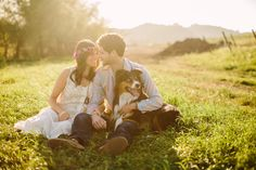 Green Gate Farms Engagement // Photographer Danielle Capito