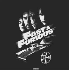 FAST & FURIOUS on Behance