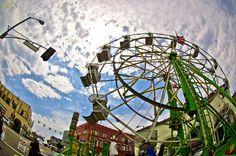 Carnival - Ferris Wheel