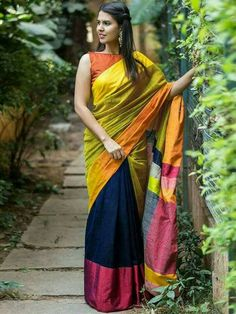 Buy Party wear Sarees Online with All Types Collections Like Designer Party Wear saree,Bollywood party wear saree,Silk Party wear saree,wedding party wear saree and More. Shop Now And get Discount Up to Off Cash on Delivery available ! Chiffon Saree, Satin Saree, Silk Cotton Sarees, Art Silk Sarees, Saree Dress, Cotton Silk, Sari Blouse, Silk Sarees Online, Maxi Dresses