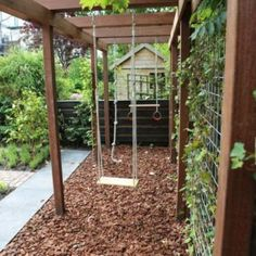 Best And Fun DIY Backyard Playground Landscaping Ideas - Page 17 of 30