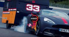 Ricciardo And Verstappen Go Caravan Racing At The Red Bull Ring