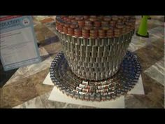 Red LLI System Lesson 12:  Canstruction Creations Canstruction 2013 @ The World Financial Center - YouTube