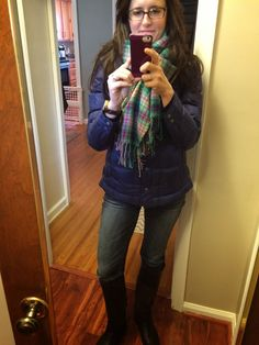 Warm parka from Athleta! Winter fave! <3 Check out more outerwear at confessionsofamatchinista.blogspot.com