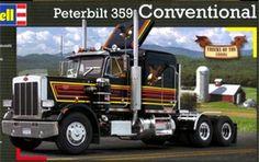 Revell 85 1508 peterbilt 359 wrecker kit gearjammersmodel trucks peterbilt 359 conventional 125 fsearly april 2014 publicscrutiny Images