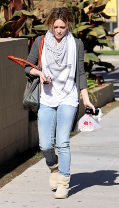 Hilary Duff Style Thread - Page 15 - PurseForum