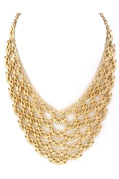 Ladell Necklace in Gold on Emma Stine Limited