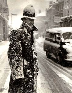 In pictures: Wild weather hits Merseyside over the years – Winterbilder Liverpool City Centre, Liverpool Town, Liverpool History, London History, British History, Liverpool Images, Liverpool England, American History, Old Photos