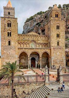 Cefalù Sicilia Italia.