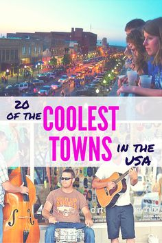 """Lawrence, Kansas -- WHAT MAKES A TOWN """"THE COOLEST""""? In the end, it's the same as what makes travel the coolest: the people."""