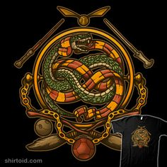 """""""Neverending Magic"""" by Letter-Q The legendary pendant needed to be remixed again, this time through Harry Potter's world of adventure and magic."""