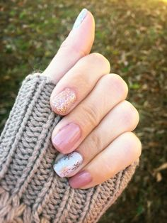 Jamberry Champagne Frost