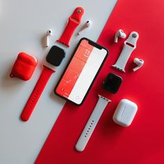 Create carousel Apple watch bands,Red combo and White combo .Photo by watch band fashion Sonos Wireless, Wireless Music System, Free Iphone, Iphone 11, Apple Iphone, Gold Apple Watch, Apple Watch Bands, Apple Watch Accessories, Iphone Accessories