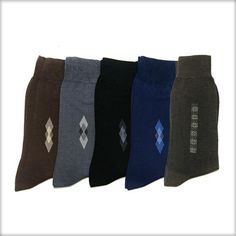 Socks For Men Royal Series RS – KL-07 – Pack Of 5 - Mens Socks - diKHAWA Online Shopping in Pakistan